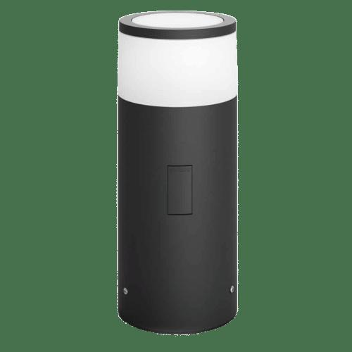 Philips Hue Calla Sockelleuchte Outdoor-BaseKit