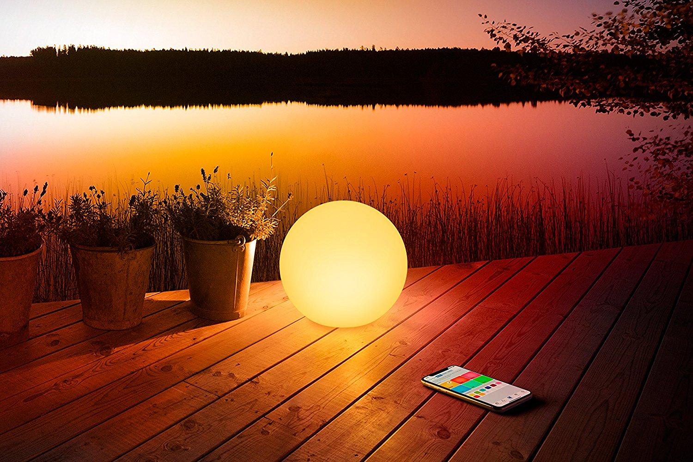 Eve Flare: Erste HomeKit Lampe von Elgato