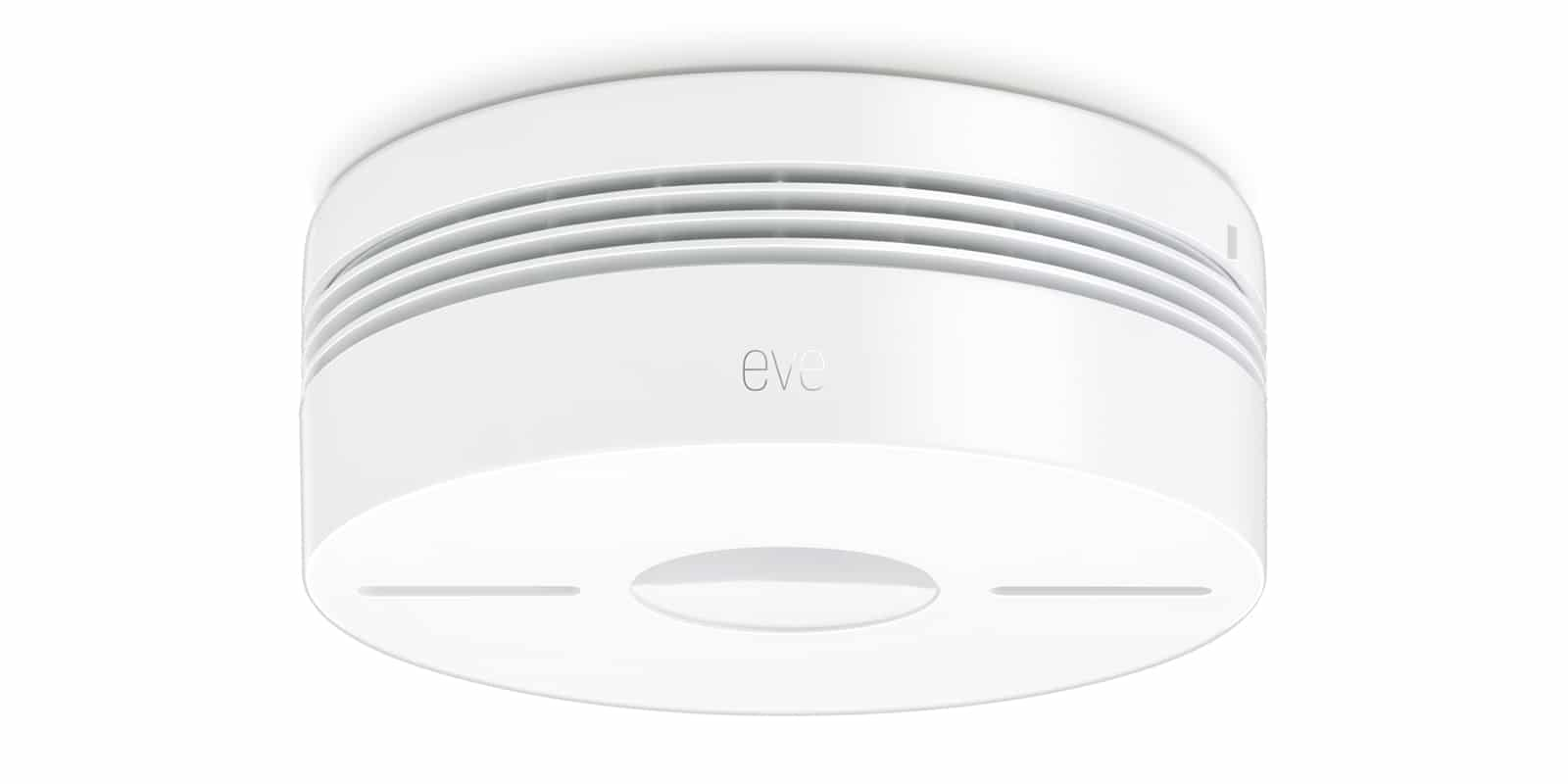 Elgato Eve Smoke HomeKit Rauchmelder Gerät