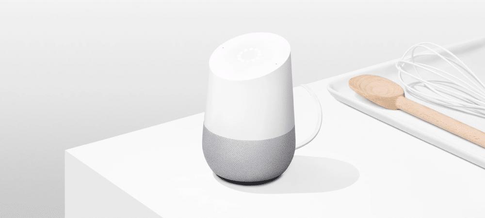 Geräte mit HomeKit und Google Assistant steuern