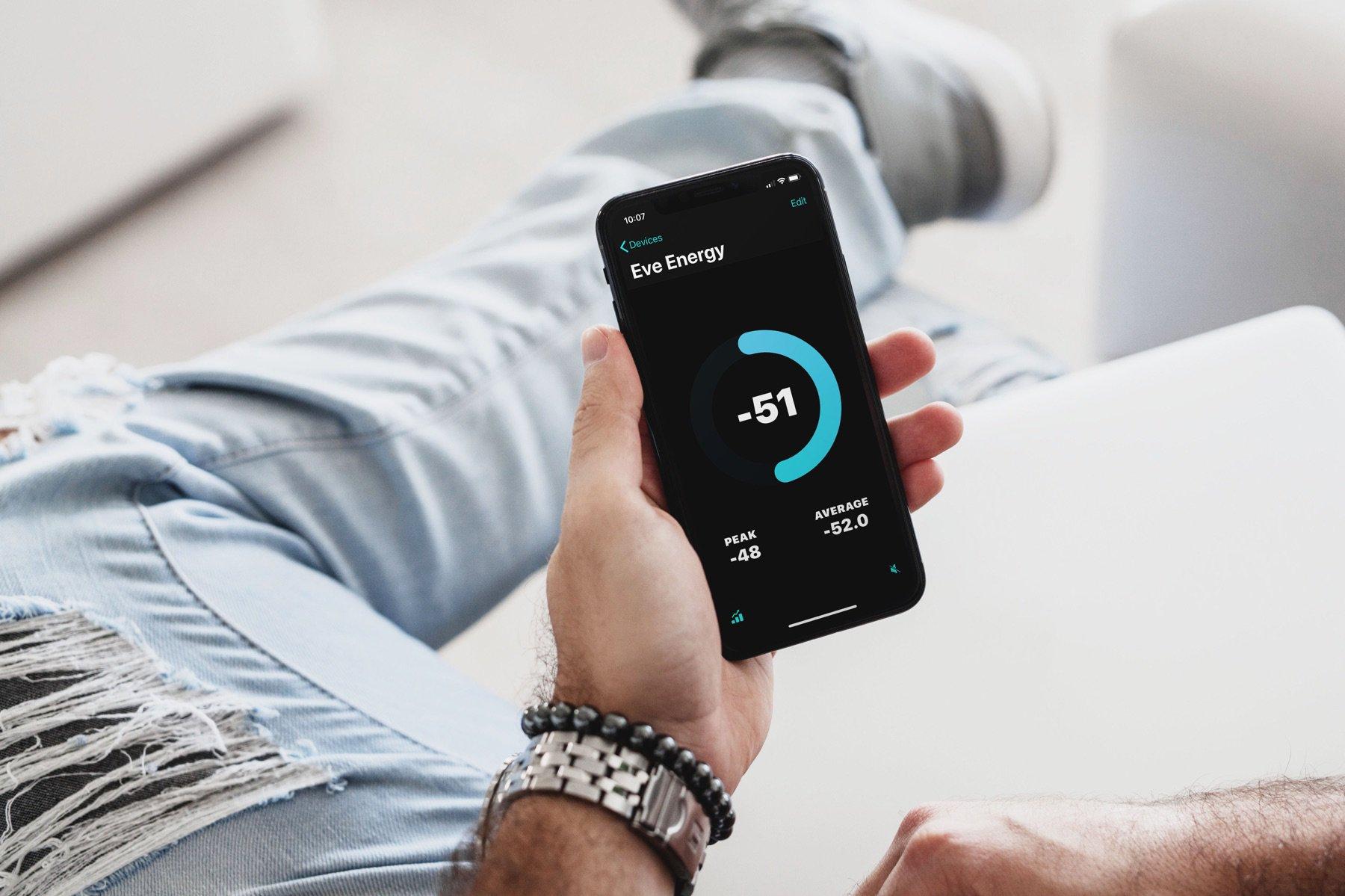 HomeScan: Bluetooth Signalstärke von HomeKit Geräten anzeigen