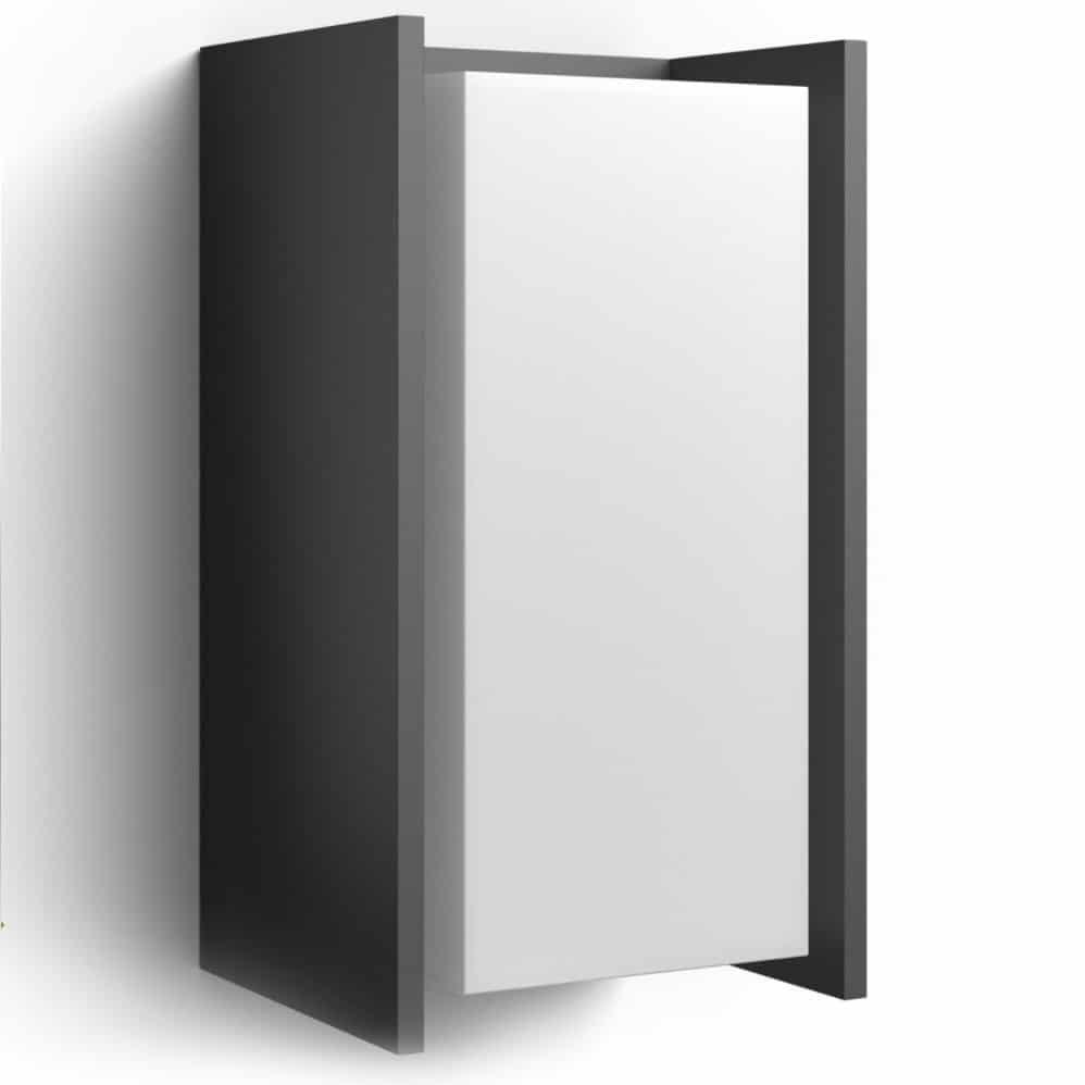 erfahrungsberichte philips hue turaco wandleuchte homekit blog. Black Bedroom Furniture Sets. Home Design Ideas