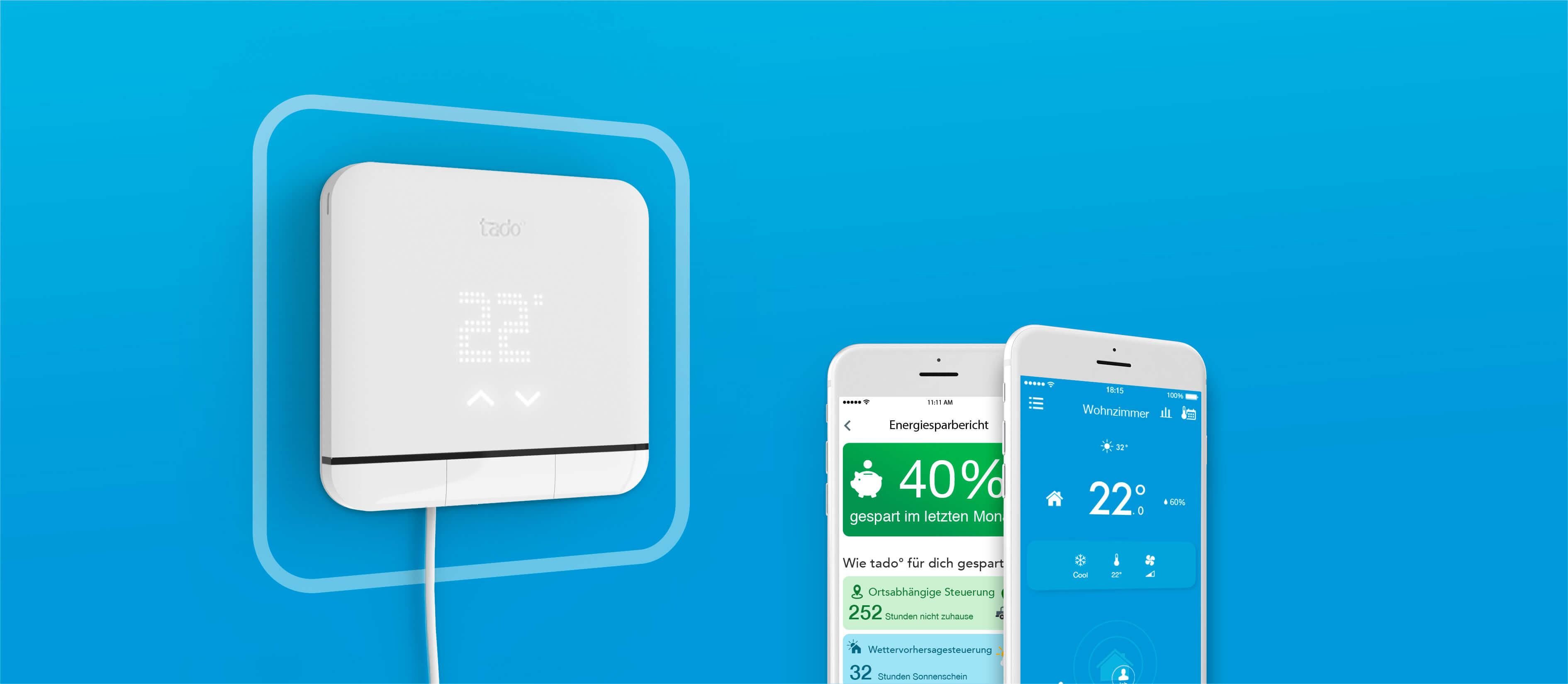 tado° Smart AC Control Klimaanlagensteuerung