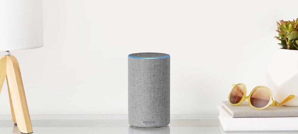 Geräte mit HomeKit und Alexa steuern