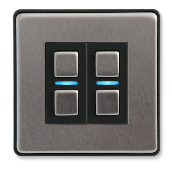 Lightwave Smart Dimmer (2-fach)