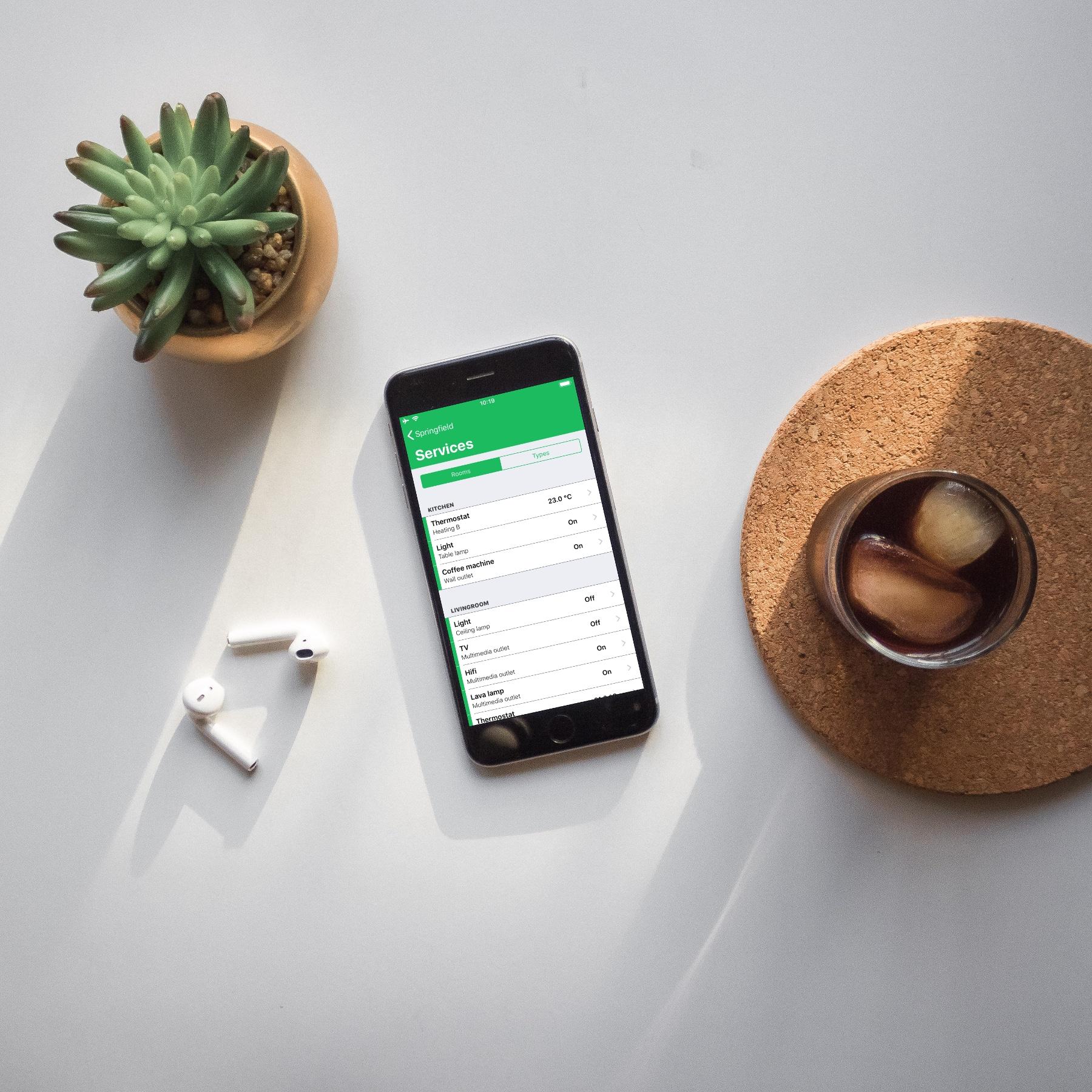 Controller für HomeKit: Großes Update für HomeKit App