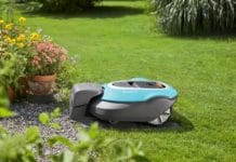 Gardena smart Sileno HomeKit Rasenmähroboter
