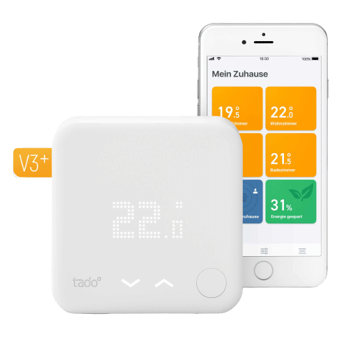 tado° Smartes Thermostat V3+ Starter Kit