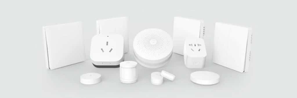 Aqara HomeKit Geräte