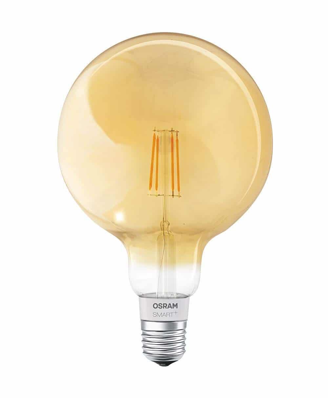 Osram SMART+ Filament Globe E27 Gold