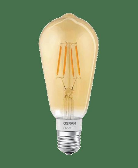 Osram SMART+ Filament Edison E27 Gold