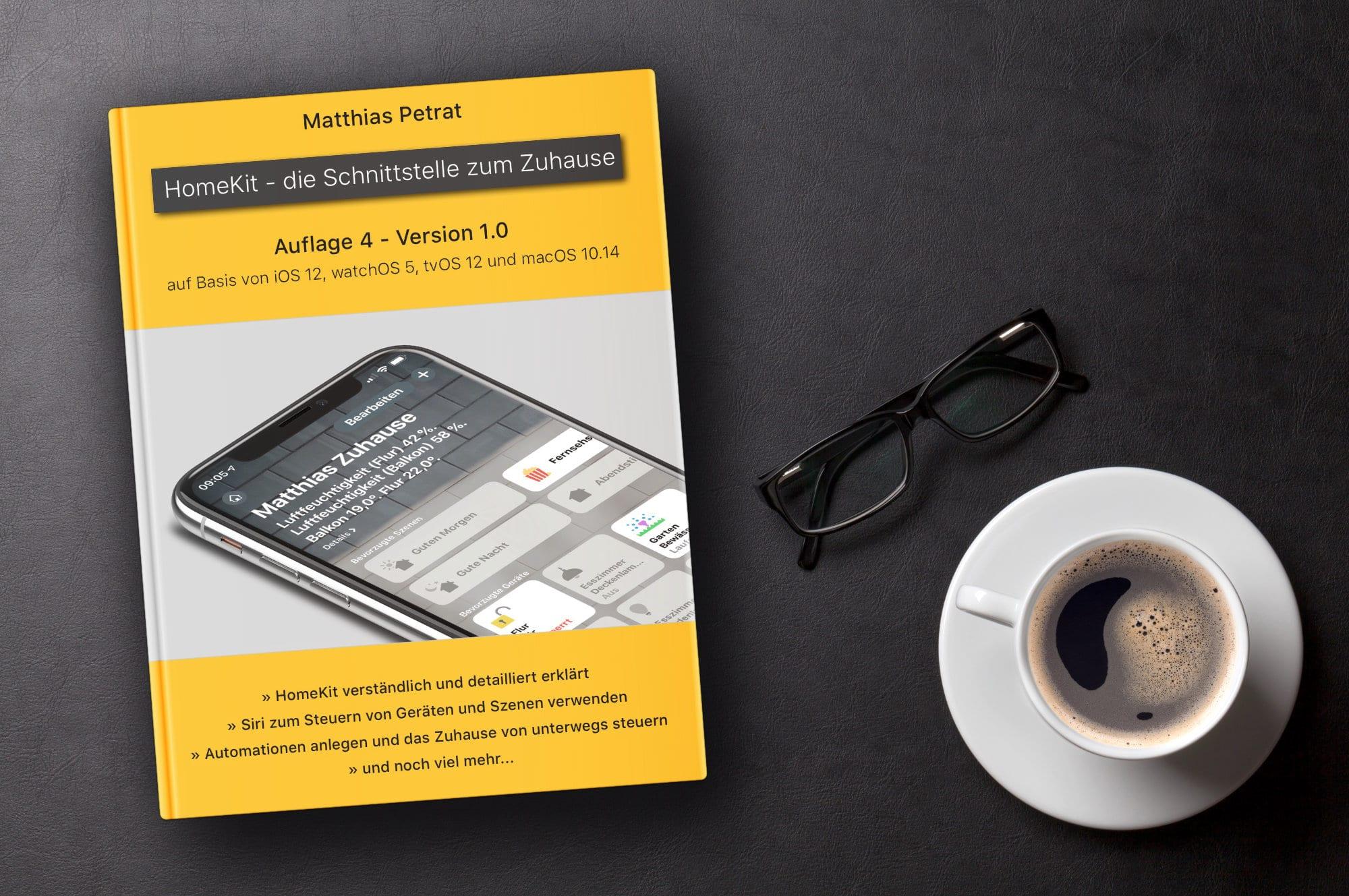 HomeKit Buch erscheint in 4. Auflage