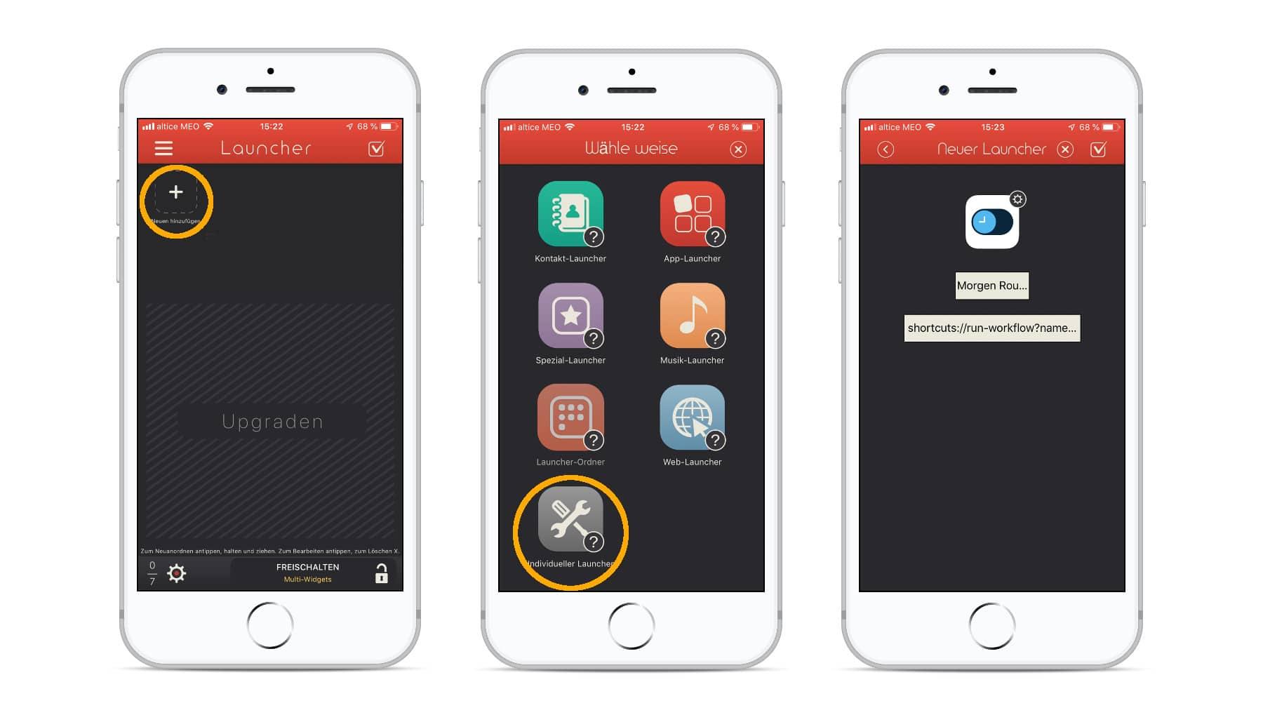 Siri Kurzbefehle zeitbasiert starten