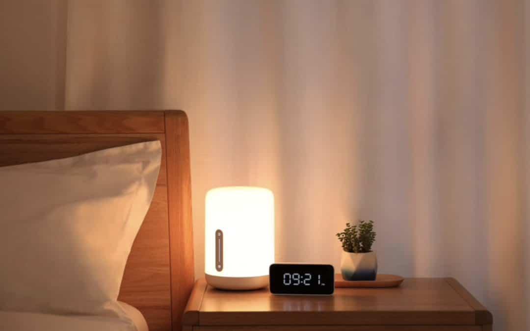 Neue HomeKit Nachttischlampe von Mijia veröffentlicht