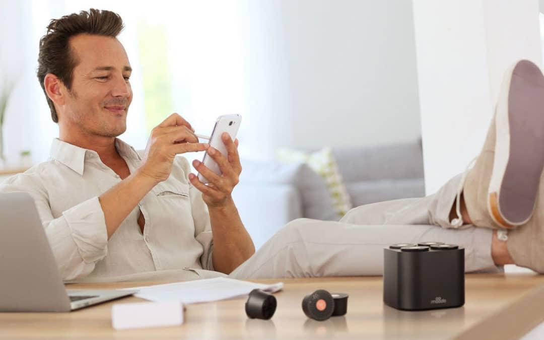 Moodo: Duftbox lässt sich über HomeKit steuern
