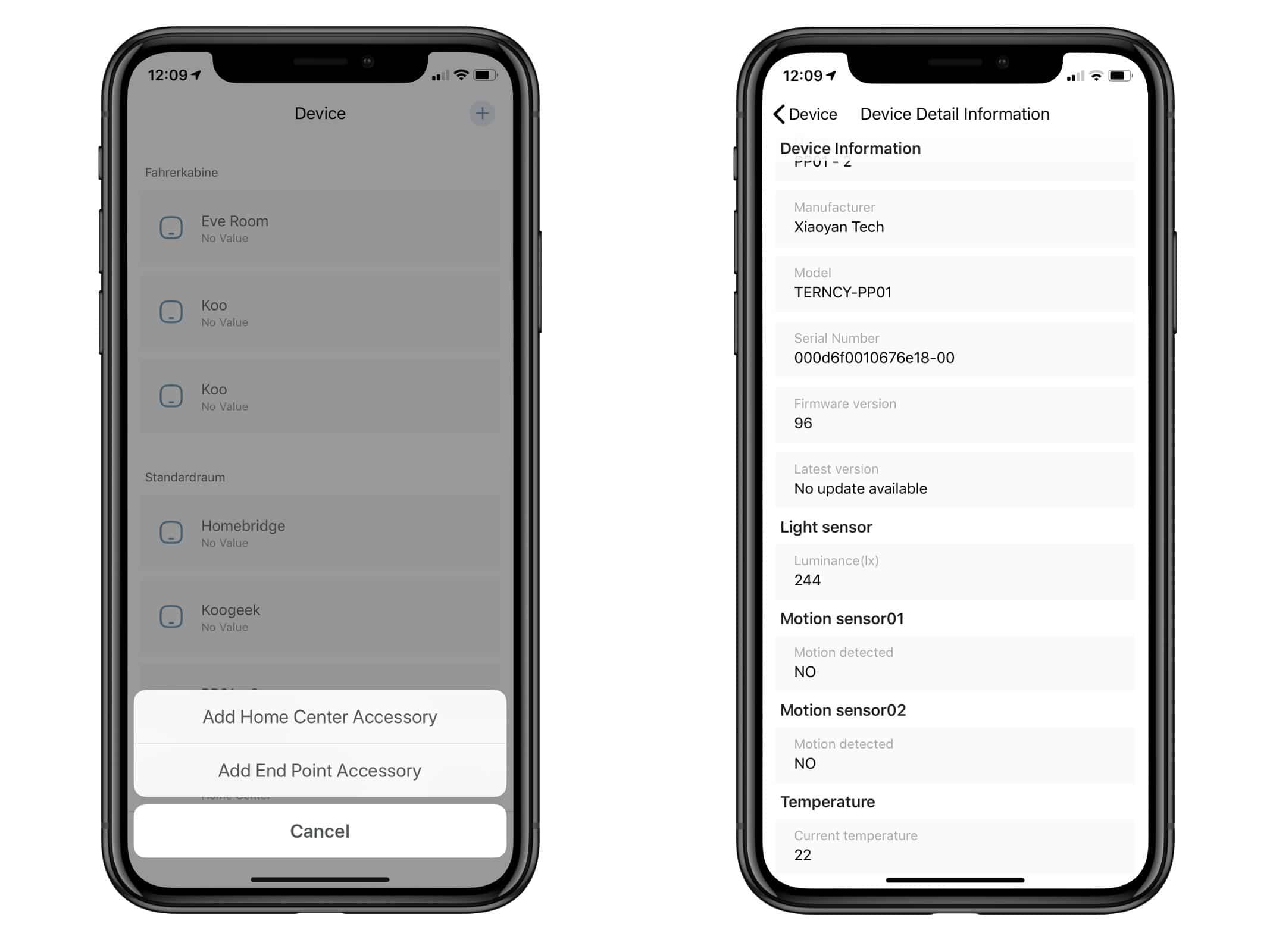 Xiaoyan iOS App