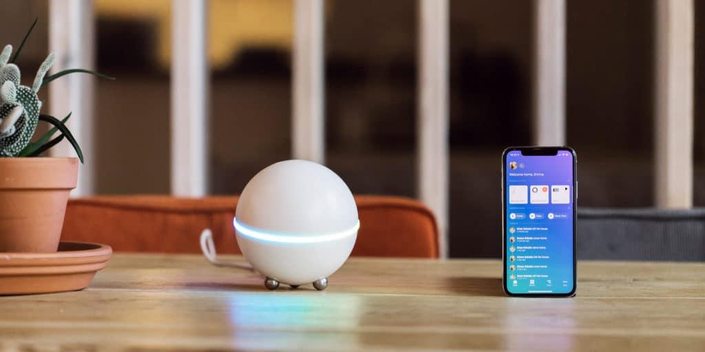 Die Smart Home Zentrale Homey integriert nun HomeKit.