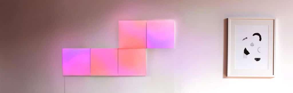 LIFX Tile HomeKit Akzentbeleuchtung