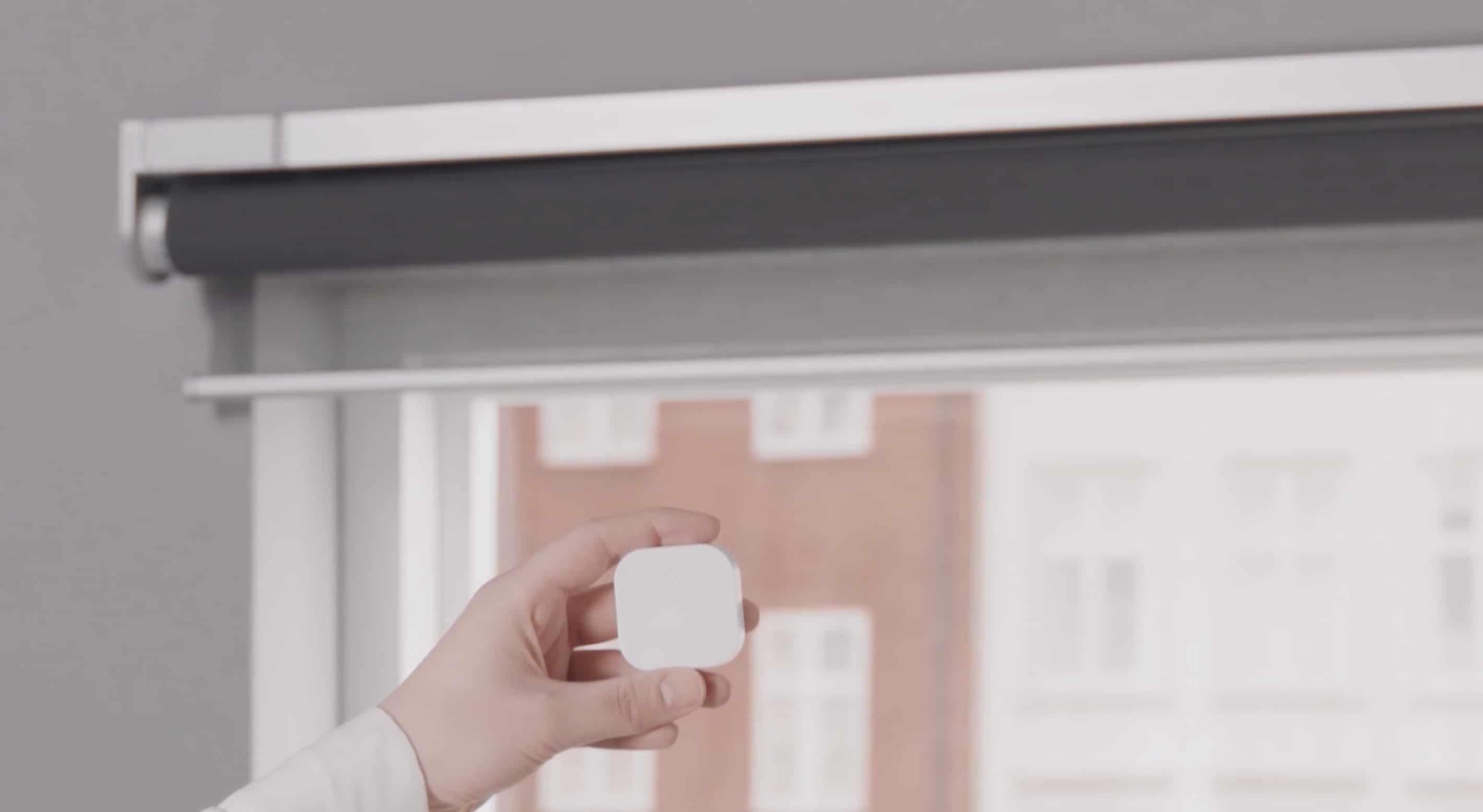 IKEA smarte HomeKit Rollos