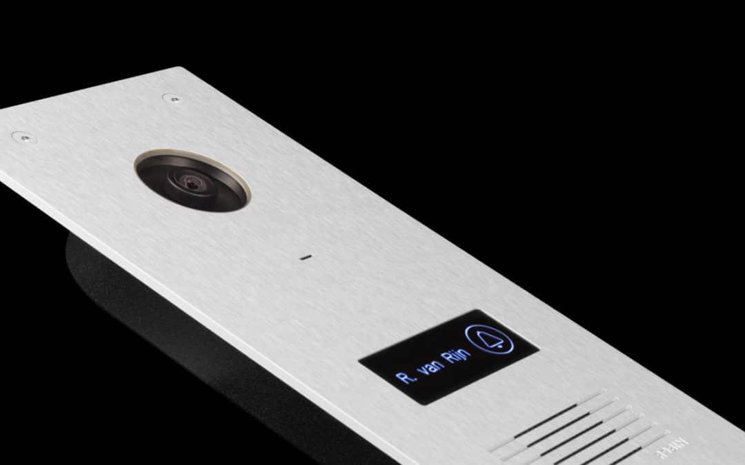 Erste HomeKit Video Türklingel kurz vor dem Marktstart