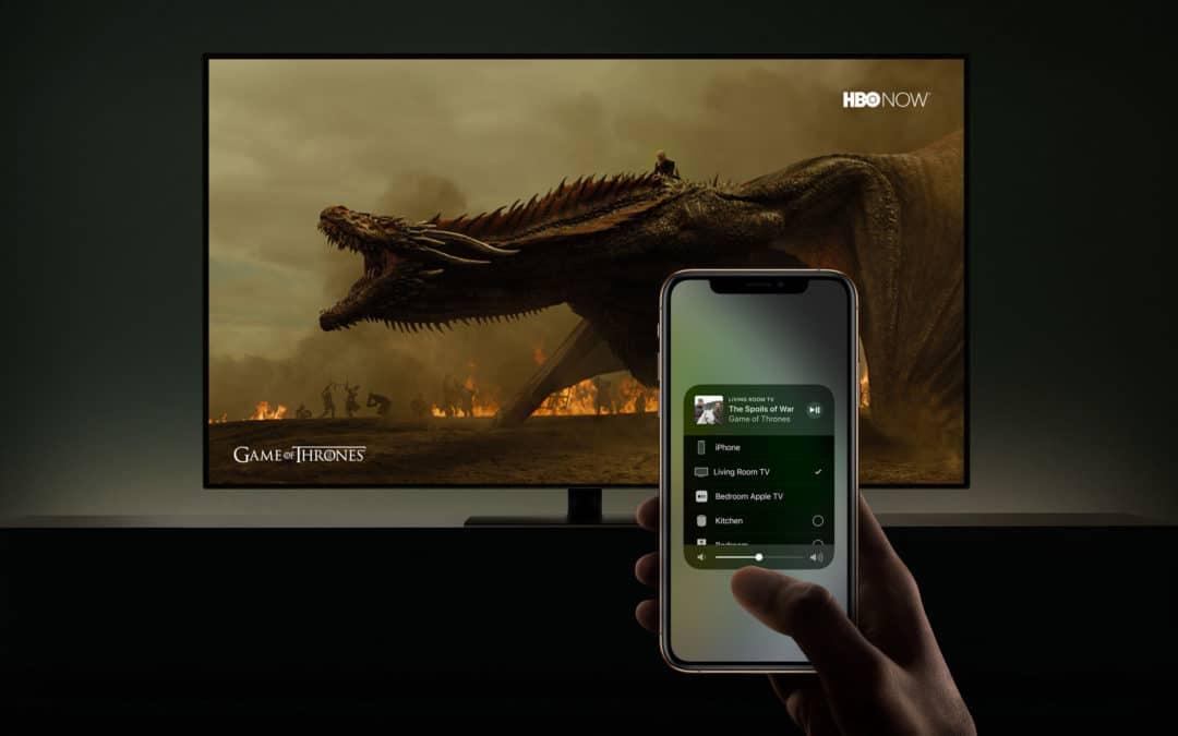 AirPlay 2: Fernseher bald unter HomeKit sichtbar