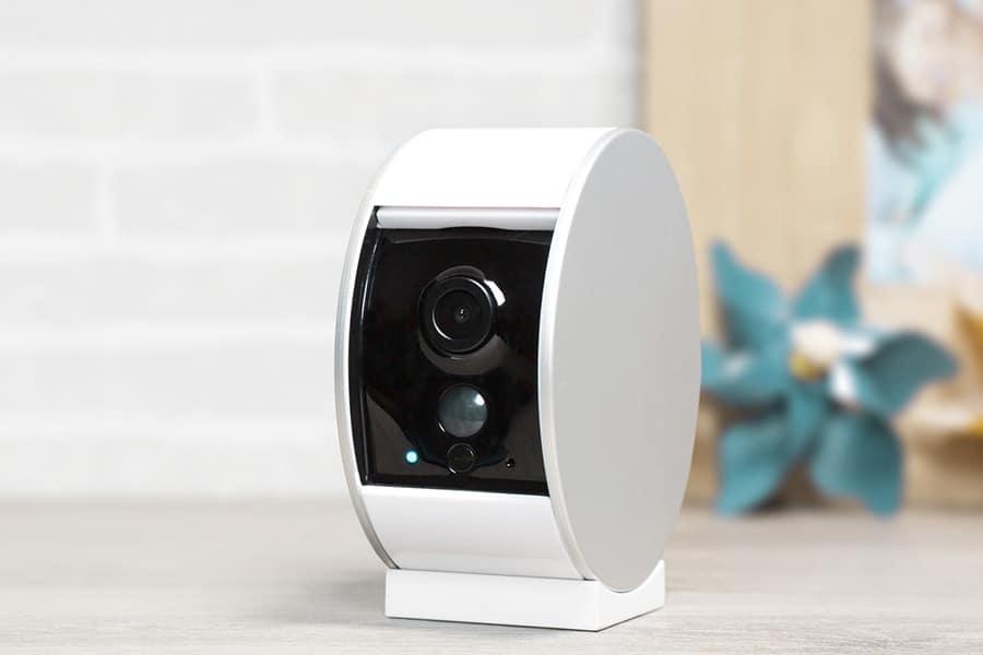 Somfy Innenkamera mit motorisierter Blende erhält HomeKit Integration