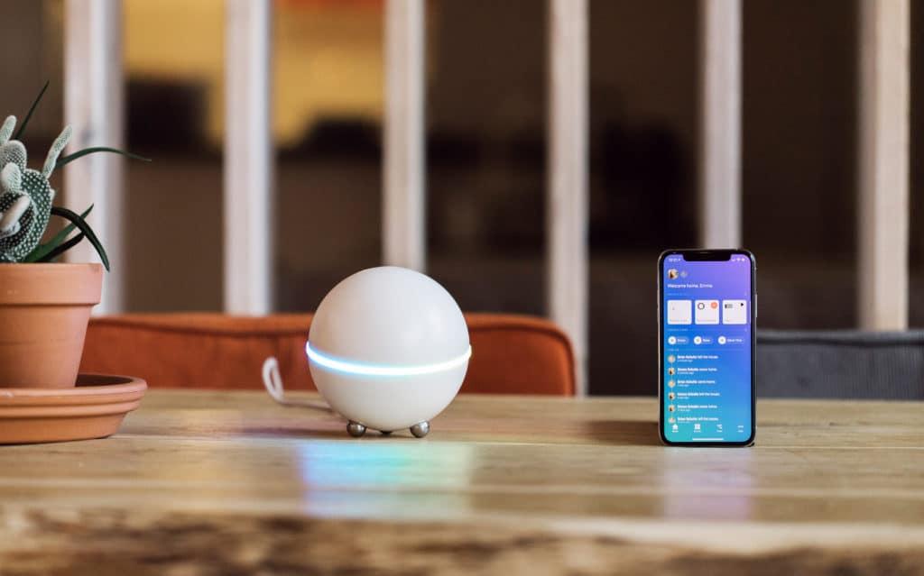 Homey 2.0 mit App