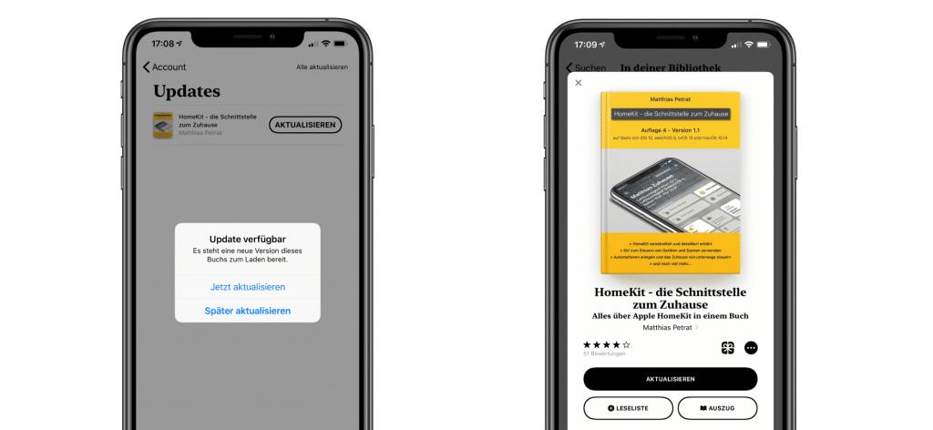 HomeKit Buch erhält Update auf Version 1.1 der 4. Auflage