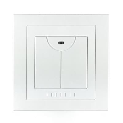 Frontier Aura Smart Light Switch (zweifach)