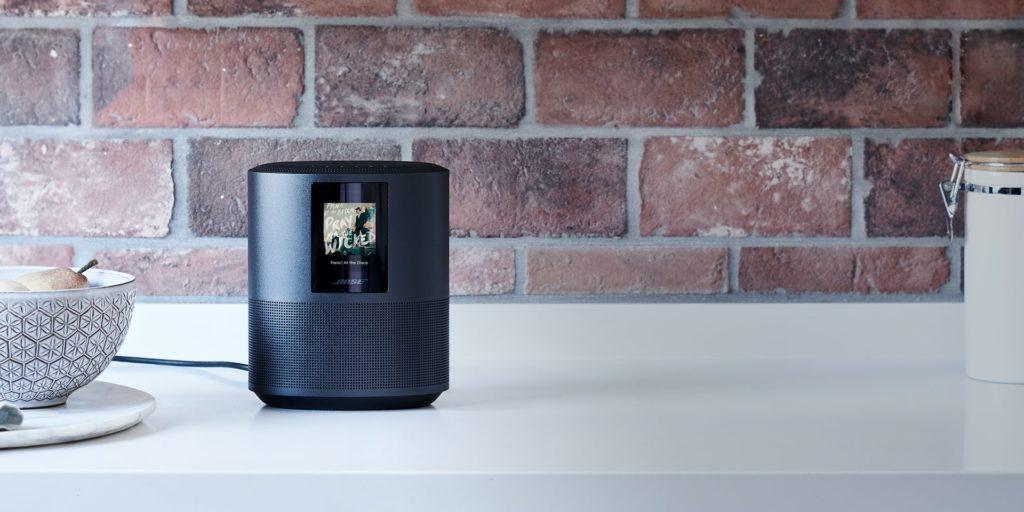 Bose Smart Speaker erhalten AirPlay 2