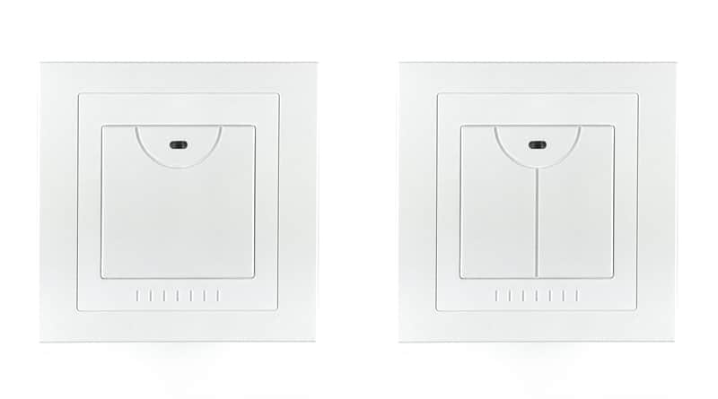 Frontier HomeKit Lichtschalter ohne Neutralleiter