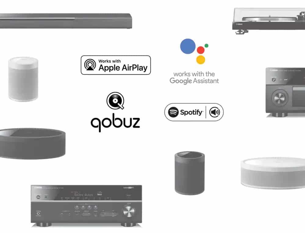 Yamaha MusicCast unterstützt Apple AirPlay 2