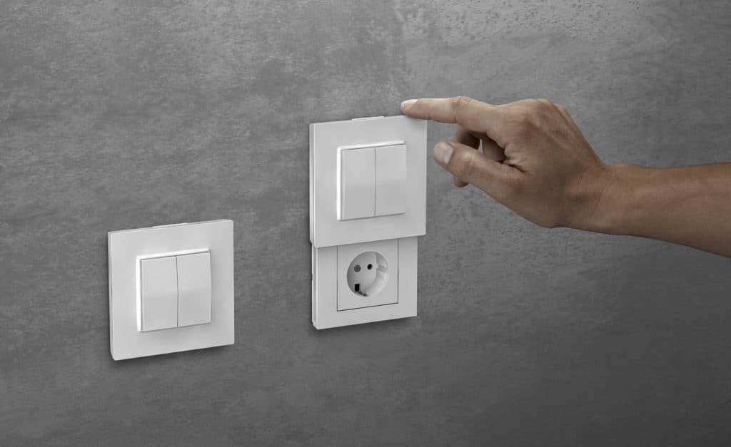 Versteckdose ersetzt euren vorhandenen Lichtschalter