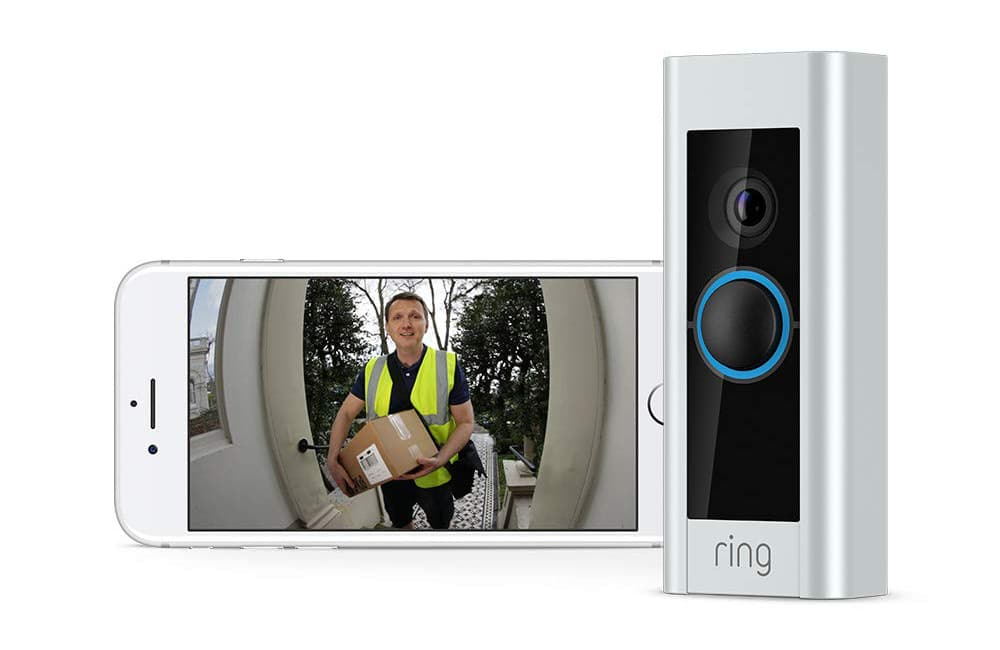 Ring Video Doorbell Pro mit HomeKit Support