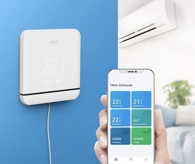 tado° V3+: Neue Klimaanlagen-Steuerung mit HomeKit Anbindung