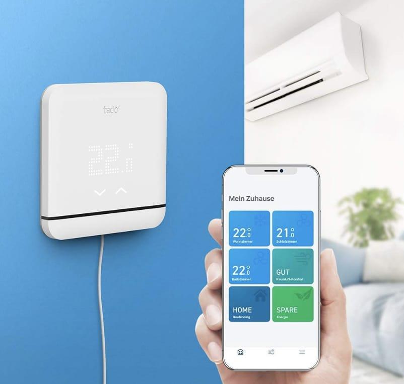 tado° Klimaanlagen-Steuerung