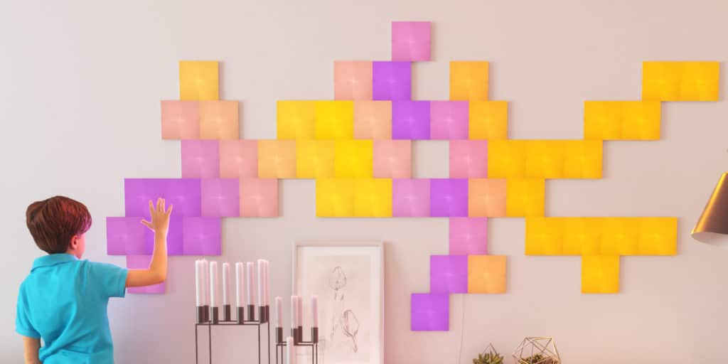 Nanoleaf Canvas HomeKit Schalter