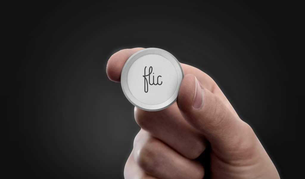 Flic 2 HomeKit Schalter