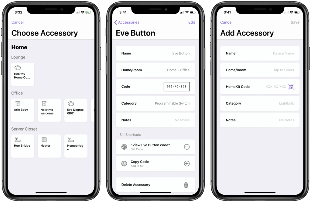 HomePass Apple HomeKit App