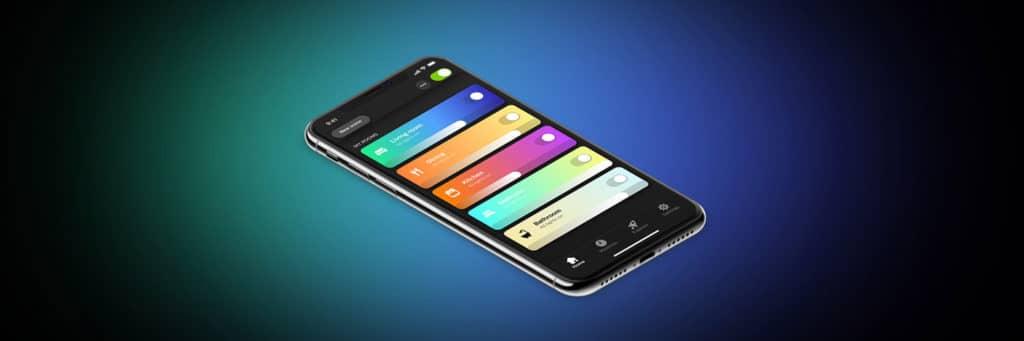 Philips Hue App Zonen