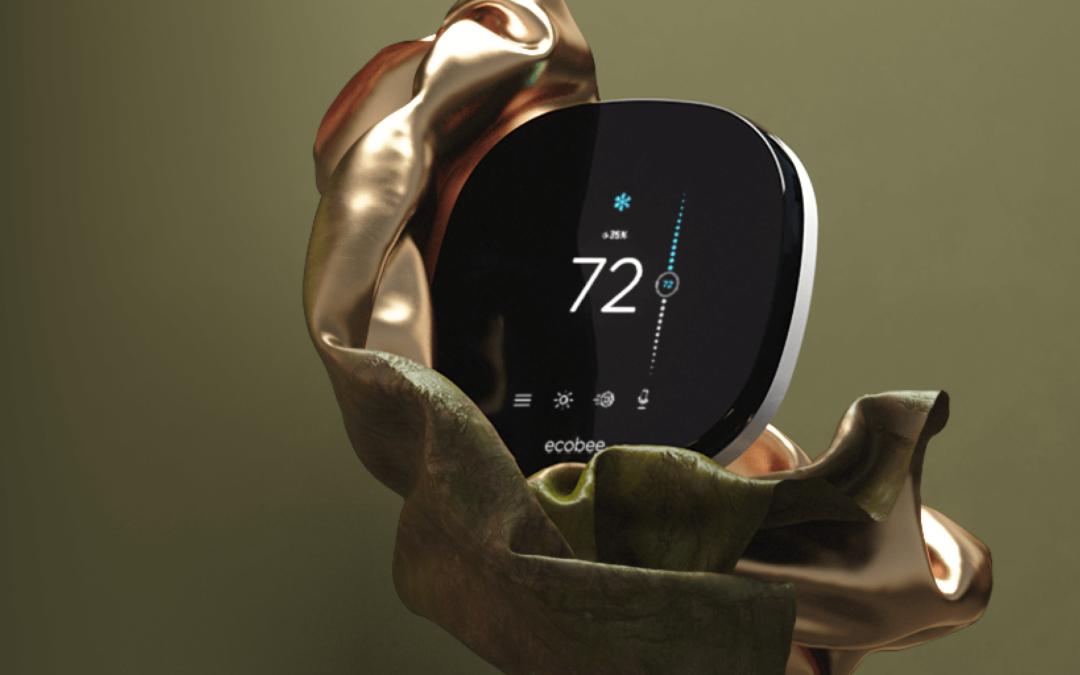 Ecobee veröffentlicht neues HomeKit Raumthermostat