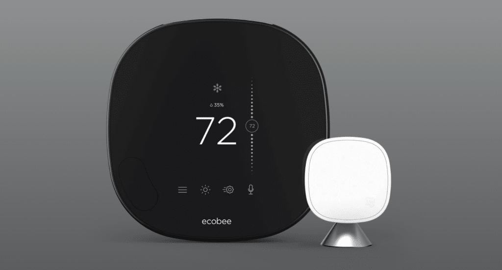 Ecobee4 HomeKit Raumthermostat