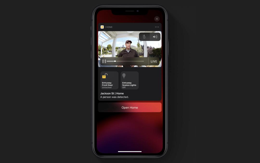 HomeKit Secure Video: Speicherung nur mit kostenpflichtigem iCloud Speicherplan