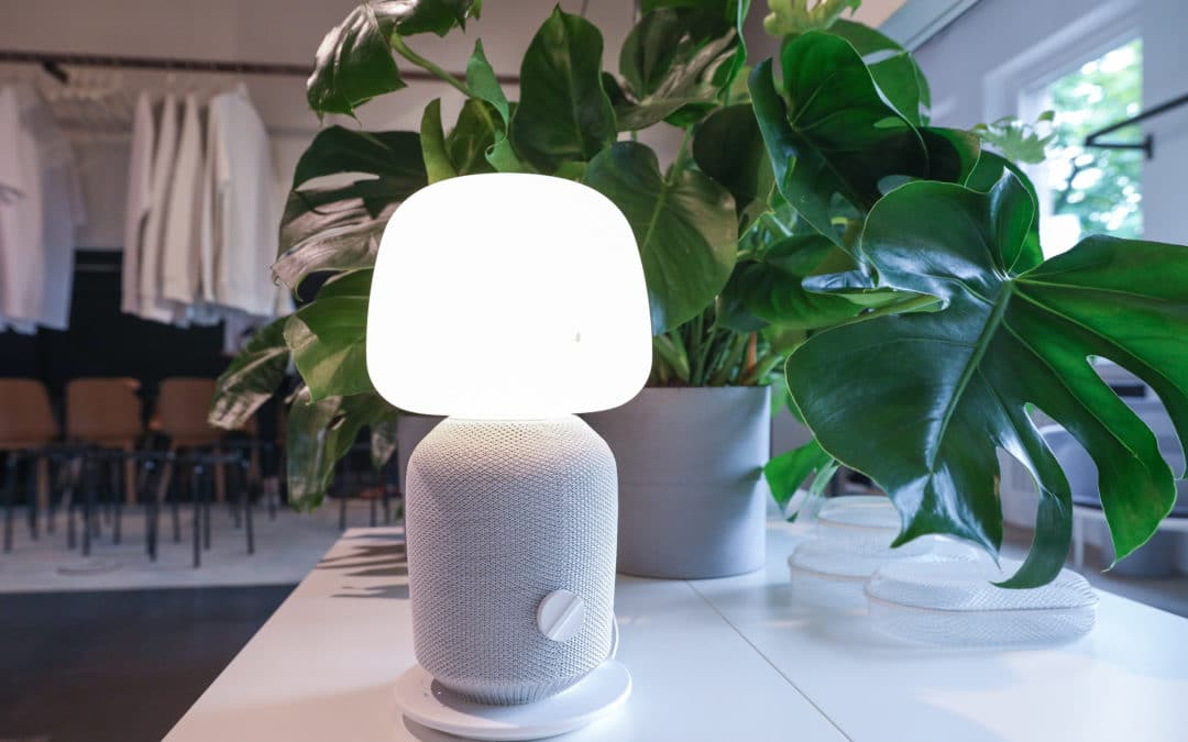 IKEA SYMFONISK: Möbelgigant stellt offiziell Lautsprecher in Kooperation mit Sonos und AirPlay 2 vor
