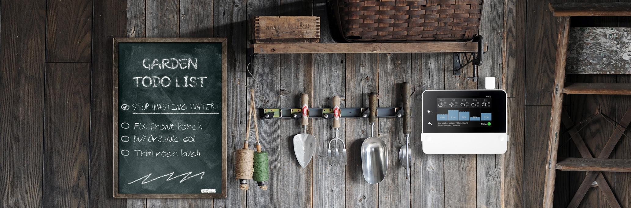 RainMachine HomeKit Bewässerungssteuerung