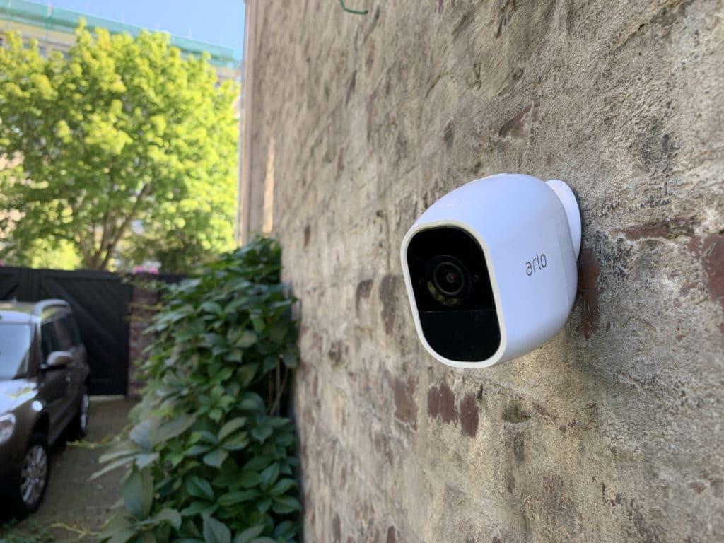 Arlo Pro 2 - Akkubetriebene HomeKit Kamera