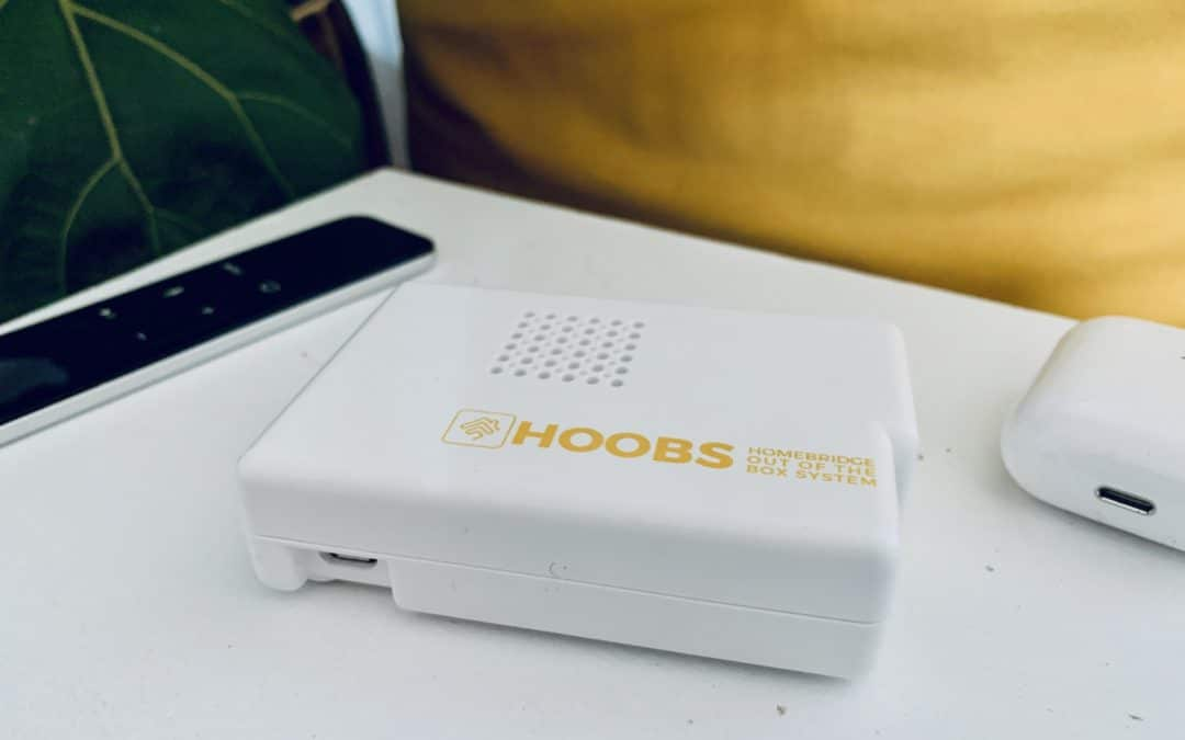 Hoobs: Fertiges Homebridge Paket mit grafischem Webinterface und iOS App