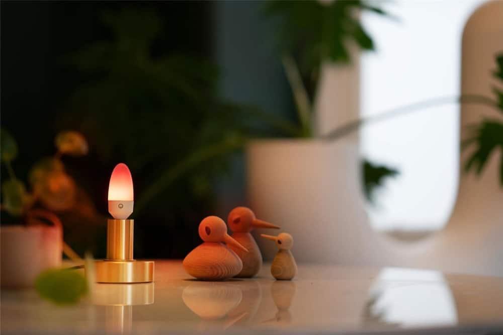 LIFX Candle Colour: Erste mehrfarbige HomeKit Lampe