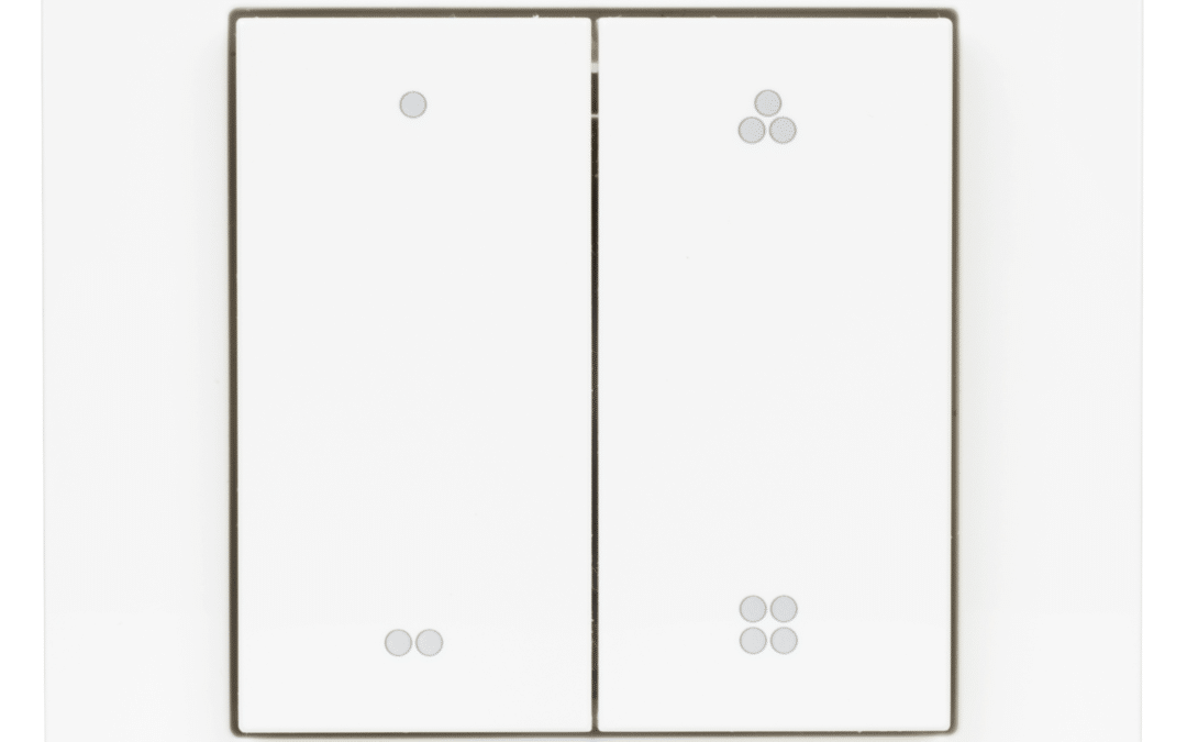 OPUS 55 Wandsender mit Serienwippe