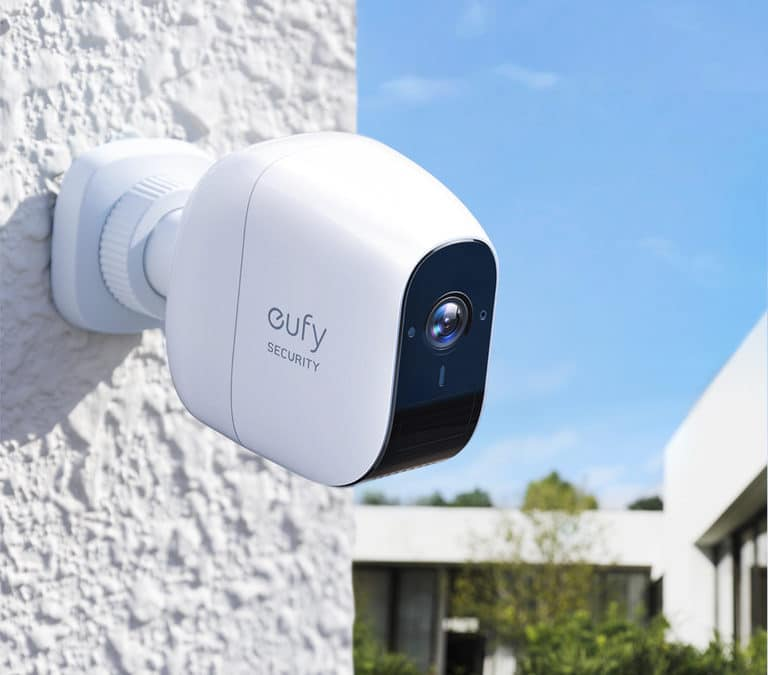 Akkubetriebene Sicherheitskamera: Eufy arbeitet an neuer HomeKit Basisstation